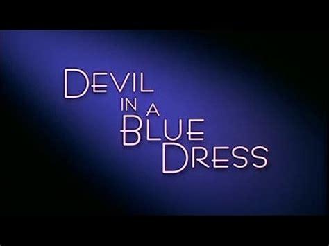 Devil blue dress essay